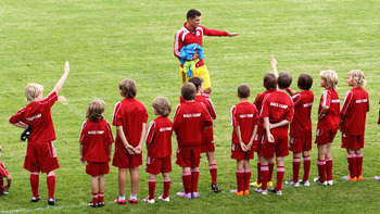 Bulls Camp: Hertha Wels kooperiert mit Salzburg
