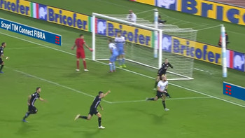 Video: Ausgleich in Minute 99