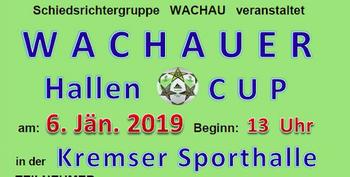 Wachauer Hallencup