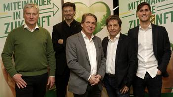 Neuer Vorstand für Austria Lustenau