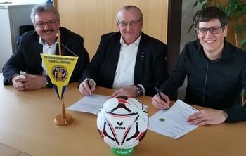NÖFV kooperiert mit Fußball-Spezialist 11teamsports