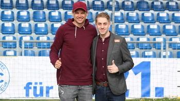 FAC begrüßt Ex-Bundesliga-Profi