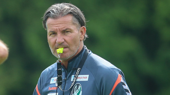 Ried-Coach Baumgartner in Crash verwickelt