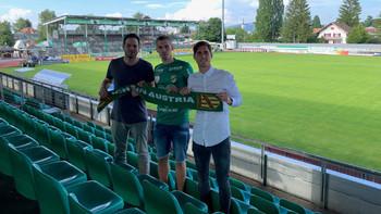 Lustenau verpflichtet Goalgetter