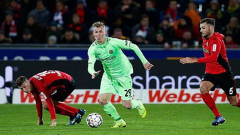 Austria Klagenfurt schlägt bei Hannover 96 zu