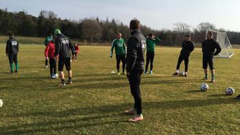 Lendorf bereitet sich in Kroatien vor
