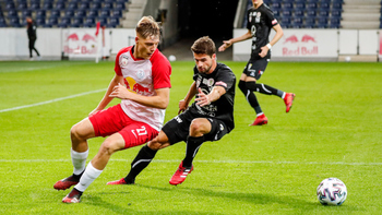 2. Liga: Klagenfurt rückt an Ried heran
