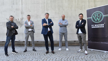 Neuer Präsident für Wacker Innsbruck