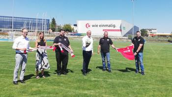Neue Sportstätte für Eisenstadt