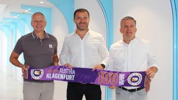 Prominenter Name für Austria Klagenfurt