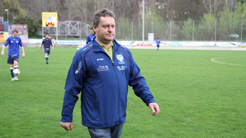 Pinkafeld mit neuem Trainer