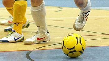 Ergebnisse der Futsal-LM
