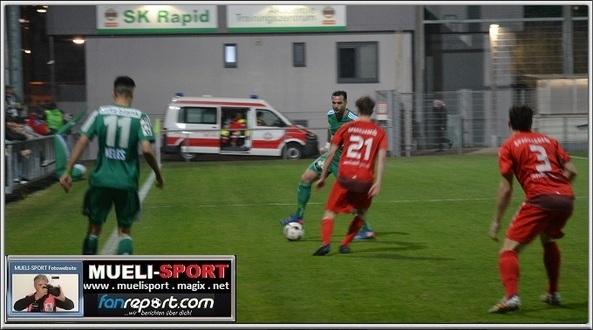Rapid II - SKU Amstetten  8