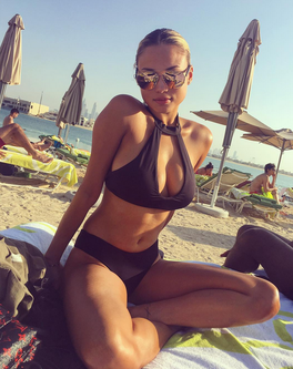 9. Rose Bertram Instagram