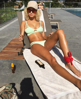 15. Rose Bertram Instagram