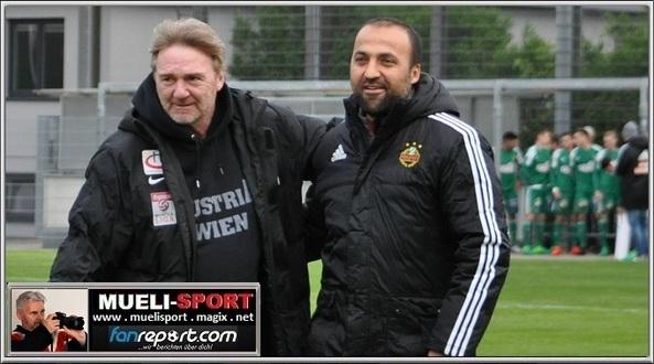 SK Rapid II - FK Austria Wien Amateure  1