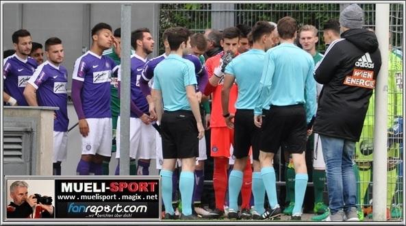 SK Rapid II - FK Austria Wien Amateure  9
