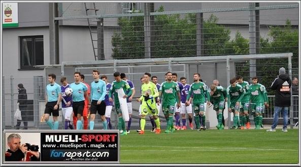 SK Rapid II - FK Austria Wien Amateure  10