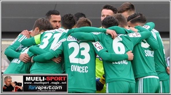 SK Rapid II - FK Austria Wien Amateure  12