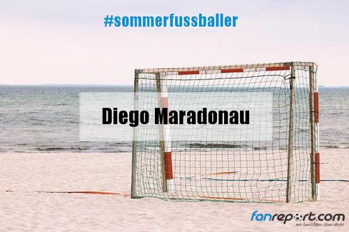 Diego Maradonau