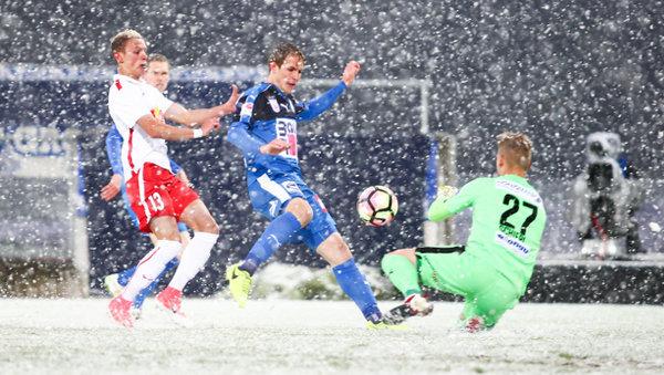 Liefering Neustadt Schnee 2