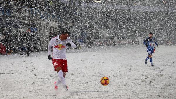 Liefering Neustadt Schnee 5