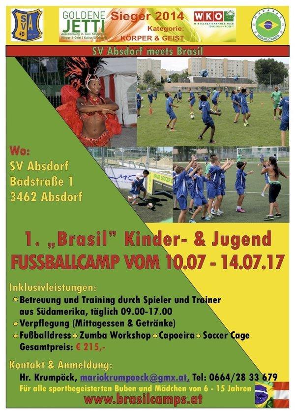 Brasilcamp SV Absdorf A5