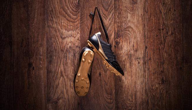 Schuhe an den Nagel Karriere Ende