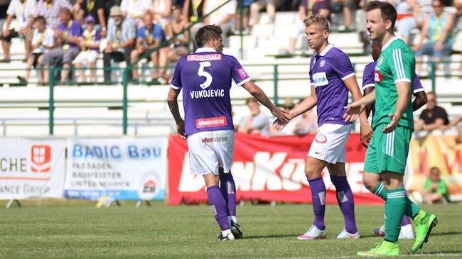 USV Scheiblinkirchen vs. FK Austria Wien