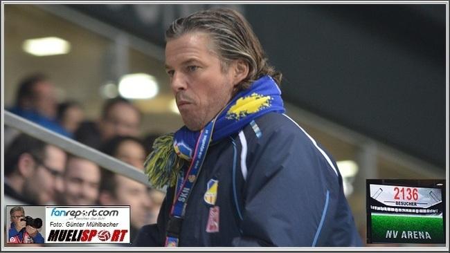 SKN St.Pölten - SK A.Klagenfurt  SKN Sportdirektor Frenkie Schinkels