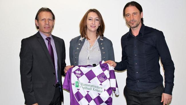 SK Austria Klagenfurt Weißhaupt Polanz Biermann