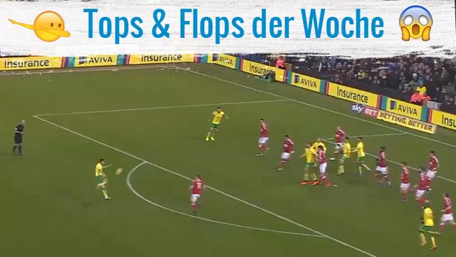 Tops Flops Fußballwoche Fanreport
