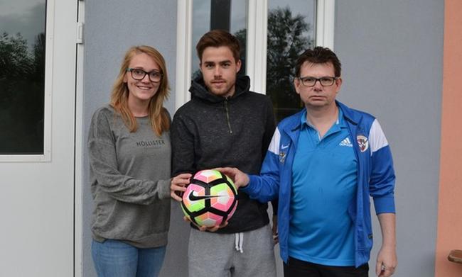 Ballspende 11teamsports Obergrafendorf