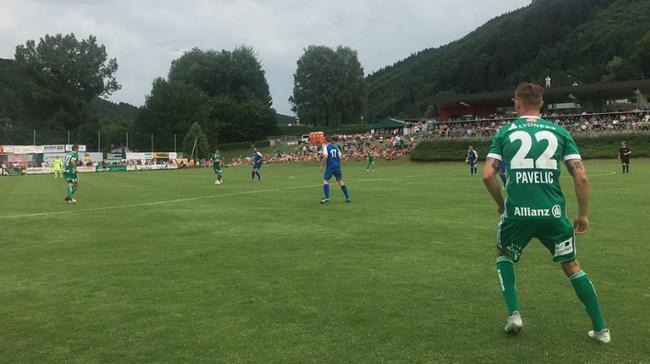 SK Rapid Wien Grein