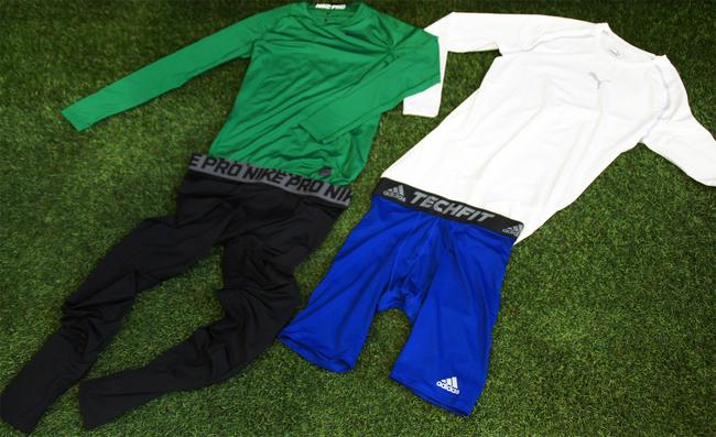 Funktionswäsche Underwear Compression Nike Puma adidas