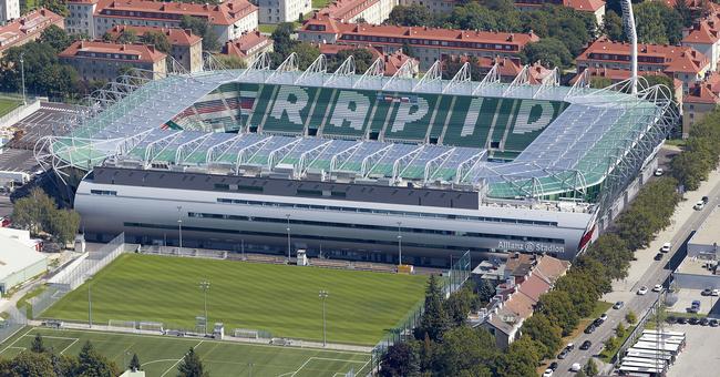 Spielplan Rapid Wien
