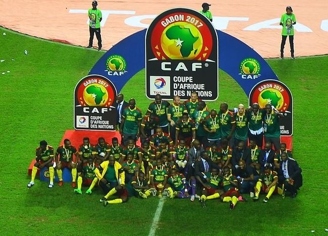 CAF Gabon 2017
