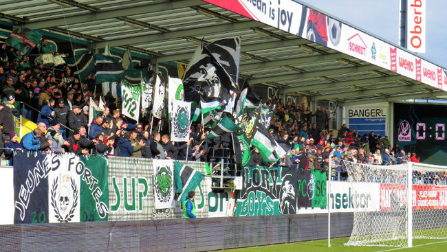 SV Ried Fans Arena