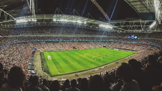 England Stadion Zuschauer