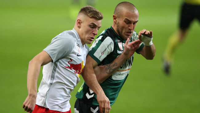 Ried Liefering Grgic