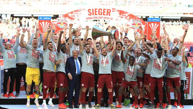 ÖFB Cup Salzburg