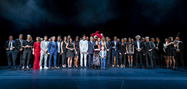 bruno gala 2018