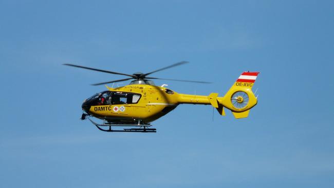 Hubschrauber Rettungshubschrauber Helikopter