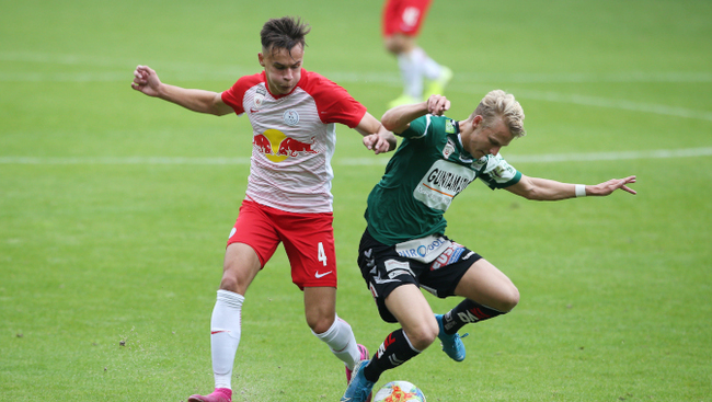 Marco Grüll Ried Liefering