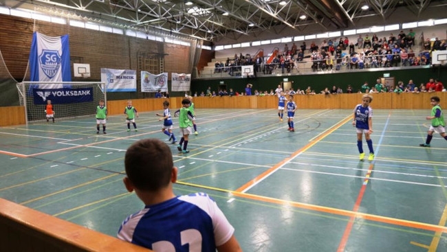 Hallenfußballturnier Waidhofen 1
