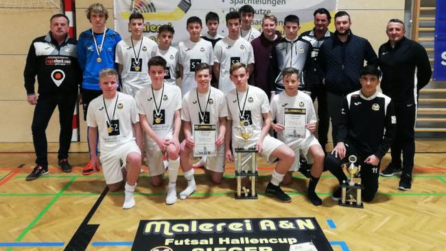 SV Spittal Futsal Hallencup Sieger