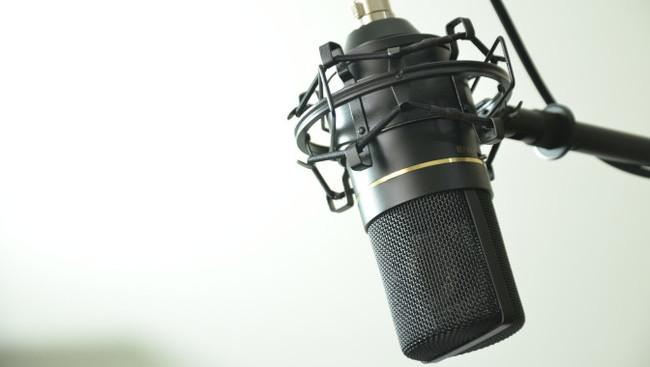 Mikrophone Symbolbild Musik Kommentator