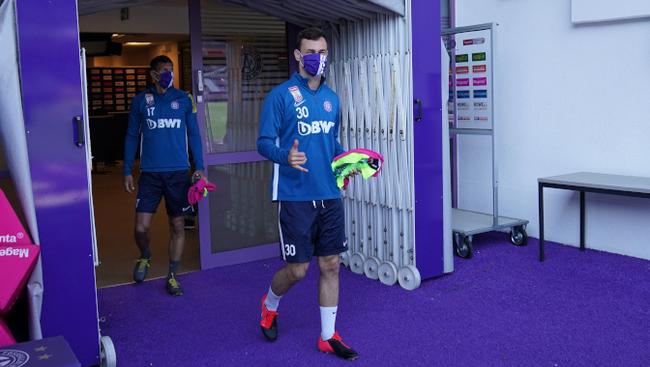 Austria Wien Training Maske