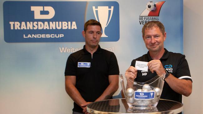 Transdanubia Landescup Auslosung
