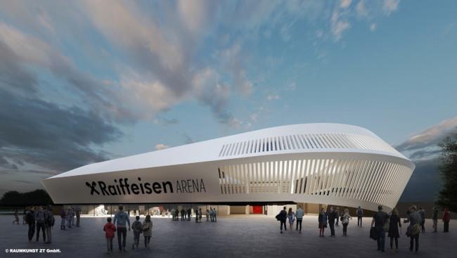 Raiffeisen Arena LASK